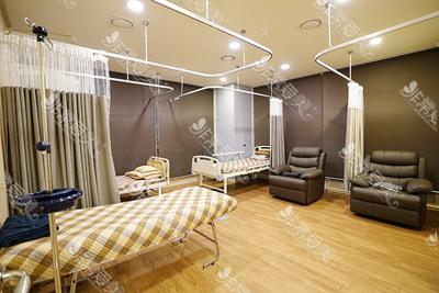 韩国美穗MIHO整形外科恢复室