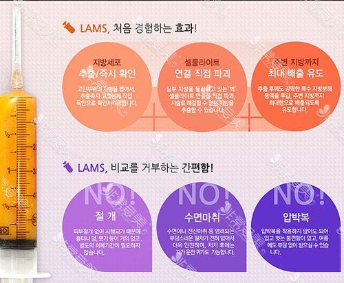 韩国365mc兰斯吸脂效果图