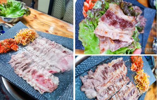 韩国五花肉