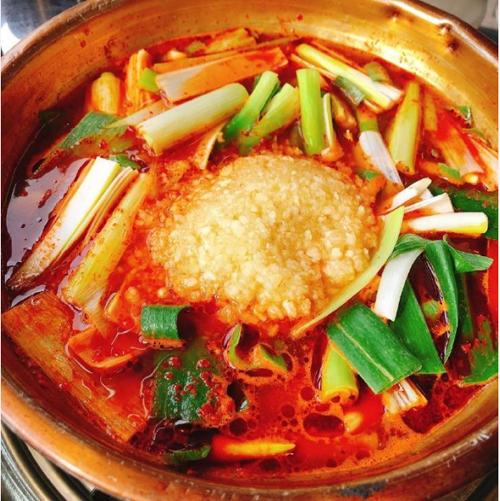 韩国辣炖鸡块