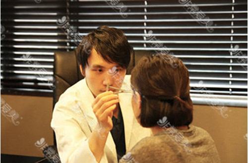 韩国Soonplus院长面诊图