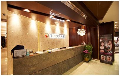 韩国TopClass整形外科医院环境