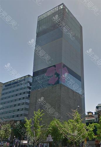 韩国ID整形医院大楼图