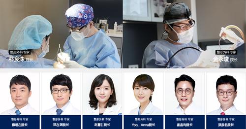韩国DREAM梦想整形外科院长实力