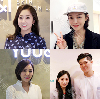 韩国明星常去皮肤科医院汇总,为变美大家都拼了!