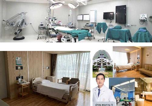 泰国PSCCLINIC整形医院环境