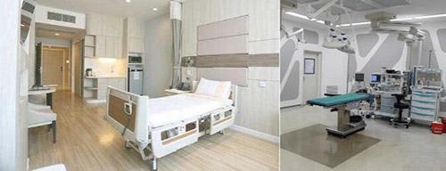泰国ONEMAICLINIC医院环境