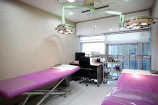 韓國BK整形醫院手術治療室