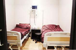 韩国ITEM整形外科医院恢复室