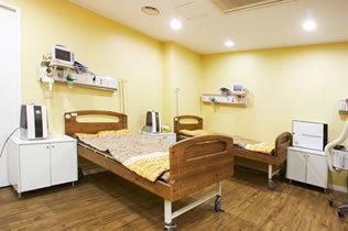 韩国巴诺巴奇整形医院恢复室