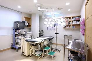 韩国O&YOUNG整形外科医院手术室