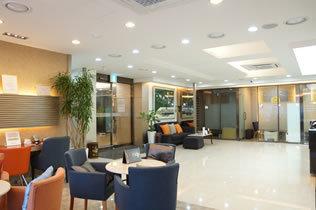 韩国SECRET整形外科医院候客厅