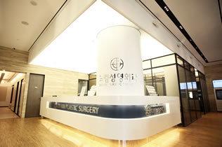 韩国DREAM梦想整形外科医院前台