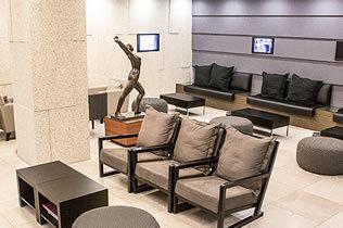韩国BIO整形外科医院候客室