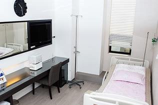 韩国BIO整形外科医院恢复室