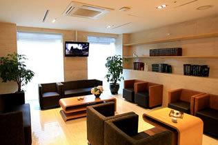 韩国优容整形外科休息室