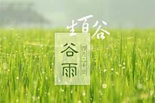 韩整形美容节气百科——说「谷雨」