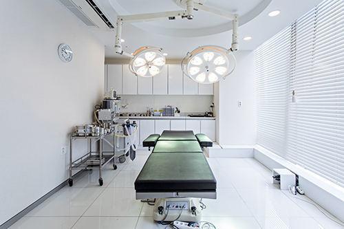 韩国纯真整形医院手术室环境照片