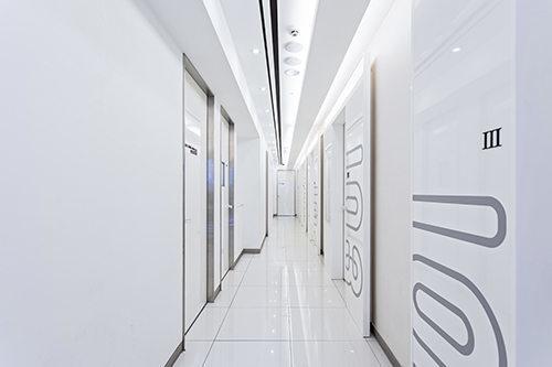韩国纯真整形医院环境照片