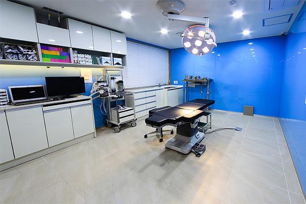 韩国VG百利酷整形外科手术室