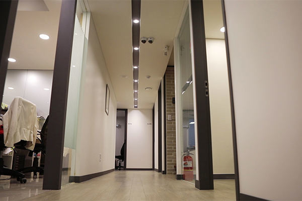 韩国profile整形医院大厅