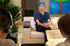 成镇模院长访谈:韩国清潭第一手术价格为什么比别家高?