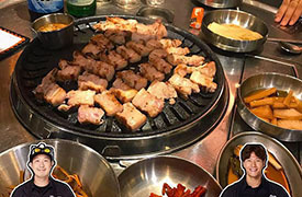 盤點那些口碑人氣具佳的韓國明星美食店鋪!!