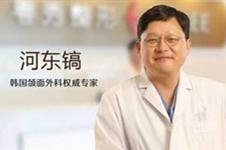 河东镐在韩国名气大吗?仁济大学毕业担任附属白医院院长
