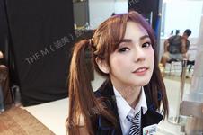 韩国迪美面部整形案例分享,记录泰国模特轮廓三件套过程