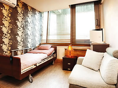 韩国365mc医院恢复室