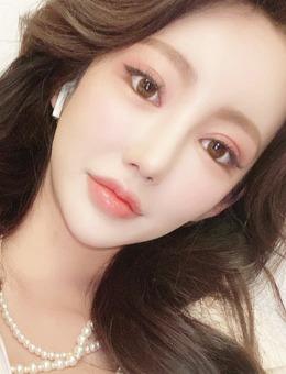 韩国icon内窥镜额头提升手术照片_术后