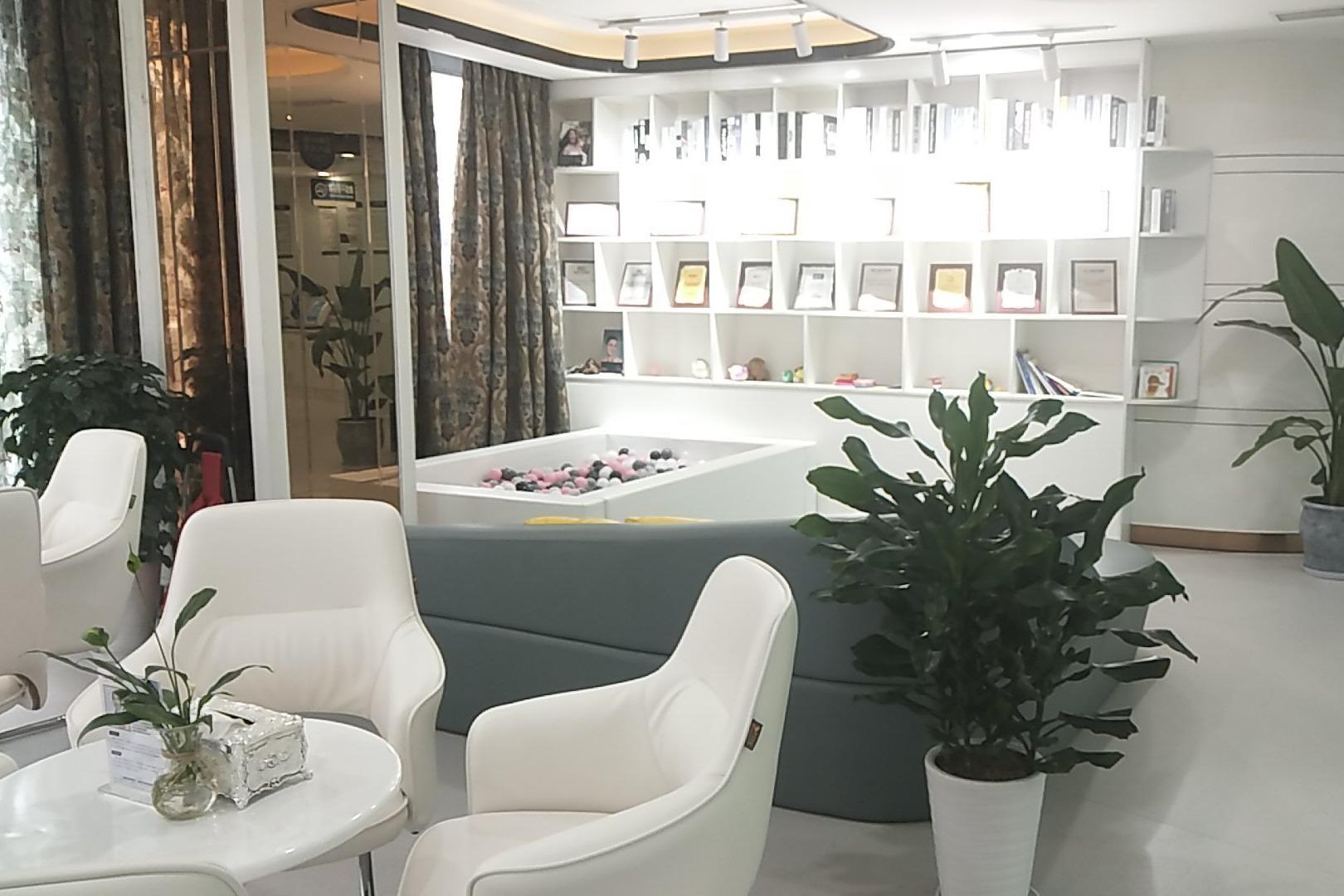 重庆金航口腔医院休息区