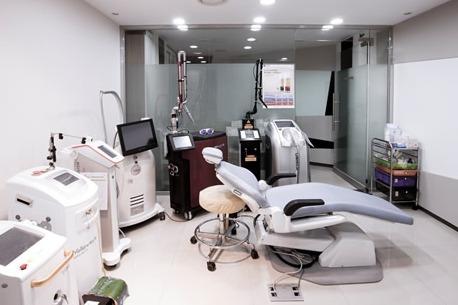 韩国清潭优整形外科医疗设备