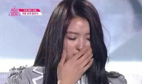 韩国艺人任娜英早期参加选秀节目照片