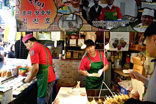 韩国美食推荐