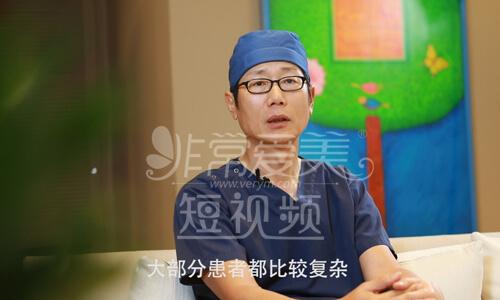 清潭第一成鎮模院長訪談