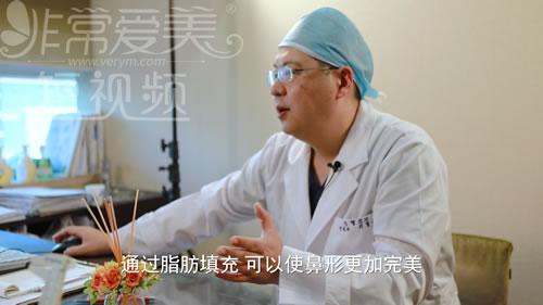 韩国will整形医院:隆鼻+脂肪填充对比案例