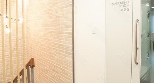 韩国普露菲耳整形外科耳畸形治疗楼层示意图