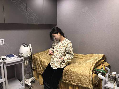 韩国假体隆胸手术过程