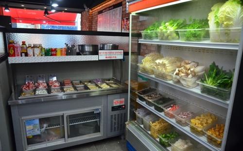 韩国建国大学周边美食店