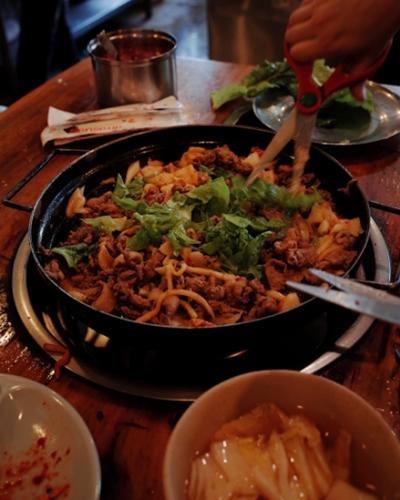 韩国万元以下美食