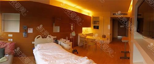 泰国康民医院病房内部图