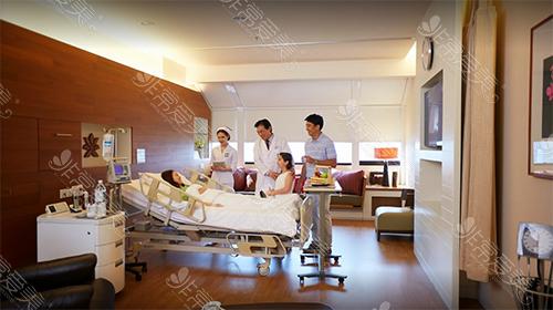 泰国康民医院病房