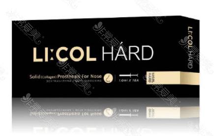 葡聚糖隆鼻使用材料LiCOL HARD图