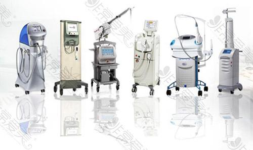 韩国童颜中心妊娠纹治疗仪器