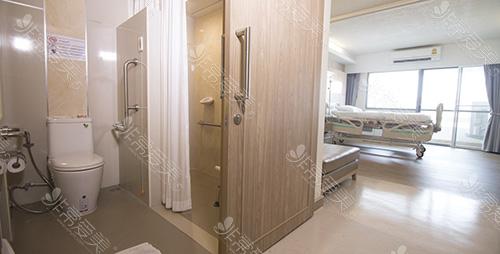 泰国ram医院病房