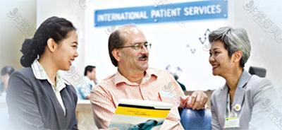 泰国ram医院提供翻译