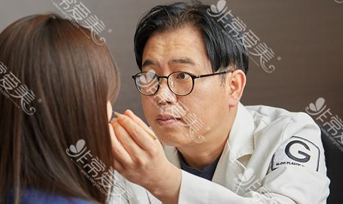 韩国朴钟喆院长照片