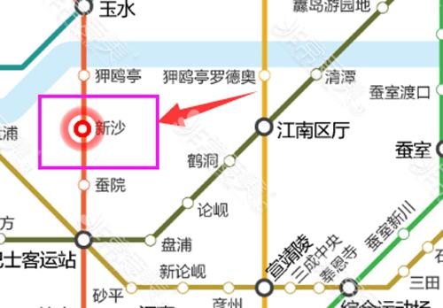 韩国glory医院具体地址图