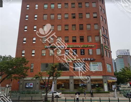 韩国4月31日整形医院地址图